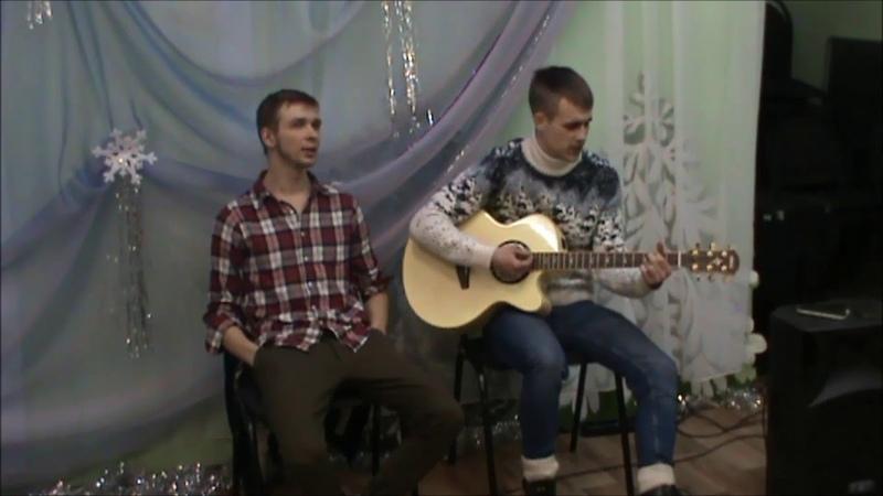 Александр Шапкин и Альберт Голубков в программе Наш квартирник №31