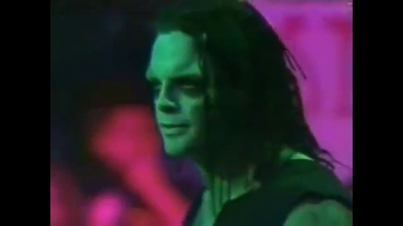 WCW Crowbar vs Vampiro