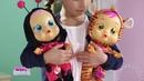 Cry Babies - Bebes Llorones (Nuevo Comercial): LADY, NALA Y DOTTY - IMC Toys