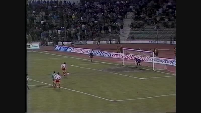 Crvena Zvezda Panathinaikos 1 0 Mihajlovic