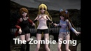 [Psycho Girl]-The Zombie Song-[MMD DL]