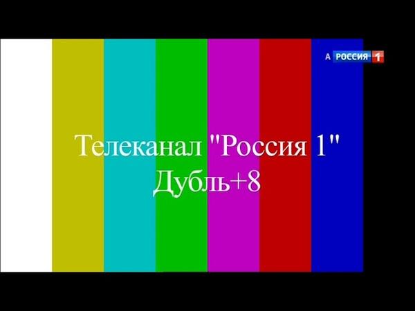 Россия-1 (8) (аналог) (20.01.2019) Фрагмент перерыва