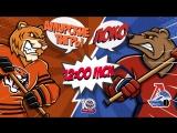 LIVE! «Амурские Тигры» - «Локо» (02.10 – 12:00)