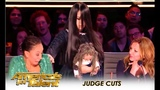 The Sacred Riana Mel B ESCAPES Creepy Girl Magician After HORROR Act! America's Got Talent 2018