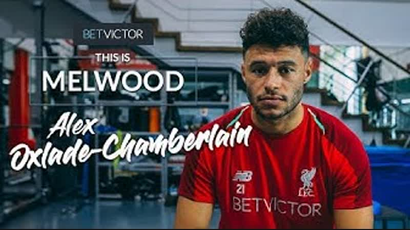 Oxs emotional road to recovery | This Is Melwood