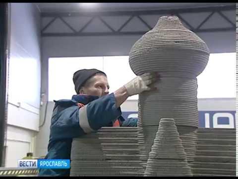 Напечатанную на 3D принтере часовню планируют установить в Ростовском районе