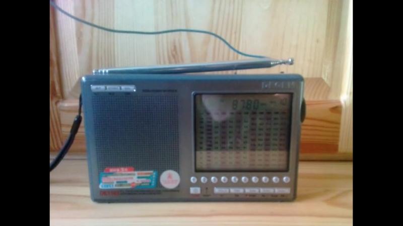 Прием Rock FM на частоте 87 8 МГц под Гродно из Вильнюса на Degen 1103