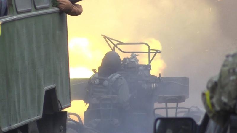 «Зелений коридор» під Іловайськом та російські військові – згадує «Жора»