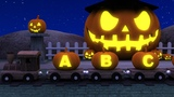 Learn ABC's with Alphabet Halloween Pumpkin Song Halloween ABC Songs
