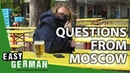 Questions from Moscow Cari Antwortet 50