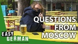 Questions from Moscow Cari Antwortet (50)