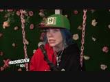 Billie Eilish Rapid Fire interview 101X
