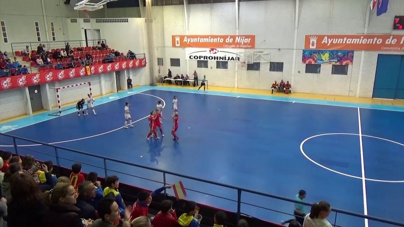 Товарищеский матч. Женщины. Испания - Россия. Игра №2. 0:1. Обзор.