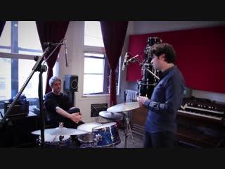 PUREMIX - Jazz Setup and Tracking with Fab Dupont