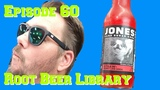 Jones Strawberry Lime Soda on Root Beer Library.