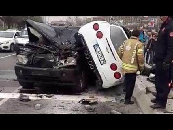 How To Not Drive Your Car on Road 2018 ARAÇ KAMERASI KAZA KAYITLARI 23