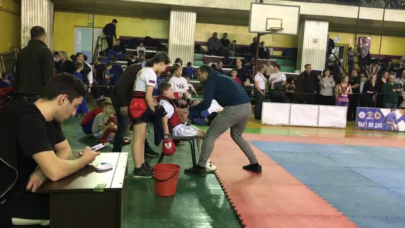 Чемпионат ЮФО по Вьет Во Дао 02.03.2019.