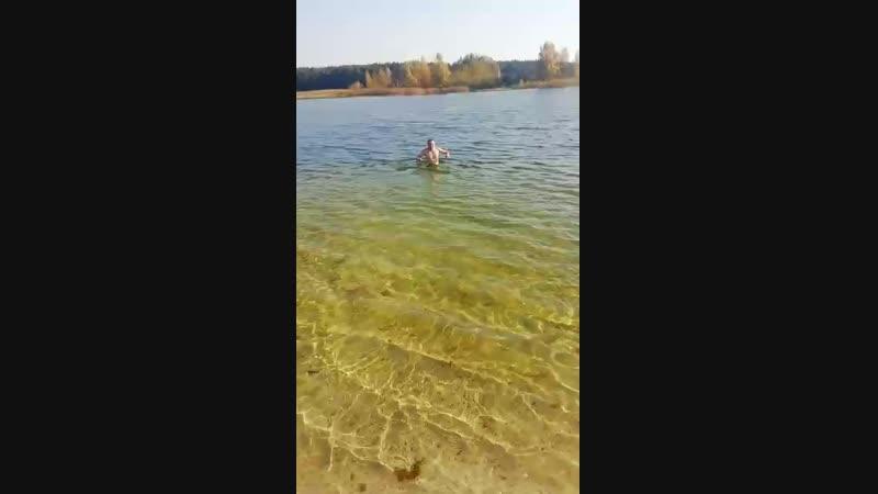 закрытие купального сезона 18 октября