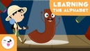 Learn the letter J with Jin the Jungle Explorer - Learning the alphabet - Phonics For Kids
