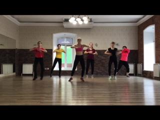 Zumba / танцы в омске / студия танца багира