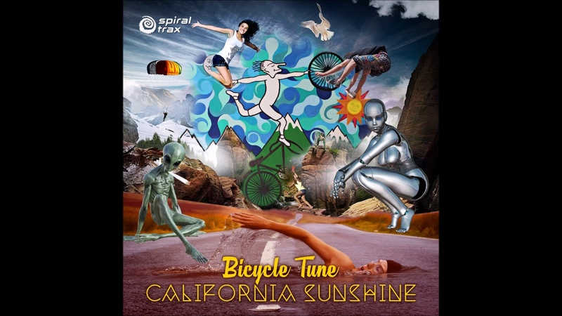 California Sunshine Bicycle Tune Full Album 2018