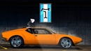 1330 De Tomaso Spoof Pixar Lamps Luxo Jr Logo