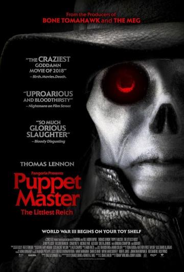 Кукловод: Самый маленький рейх (Puppet Master: The Littlest Reich) 2018 смотреть онлайн