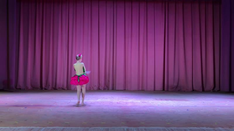 Эстрадный танец 10 12 лет Хореографический коллектив Дети солнца Семенистая Прасковья танец Роза маленького принца