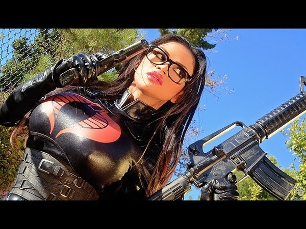 Actiongirls Goddess Armie in The Baroness a Cosplay Movie. by Scotty JX. Armie Field. Hitwoman.