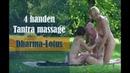 Tantra massage 4 handen