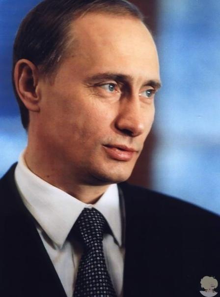 Путин Владимир Владимирович в молодости