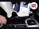 Видео-обзор шерстяных накидок для авто
