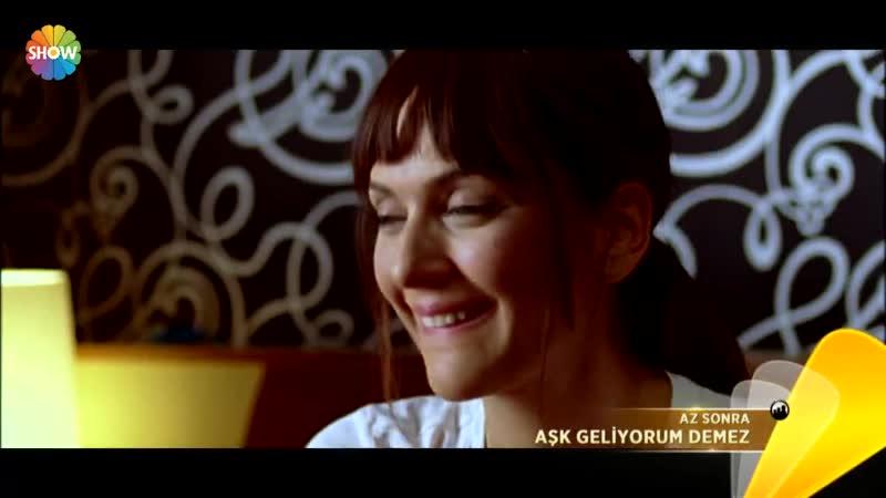 Tolgahan Sayışman ve Bergüzar Korelden bir aşk oyunu macerası! - - AşkGeliyorumDemez az sonra Show TVde!