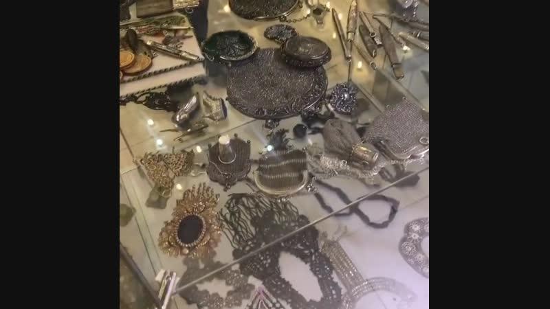 Шатлены и напёрстки Виктории Тучинской на выставке формуларукоделиясамарафо