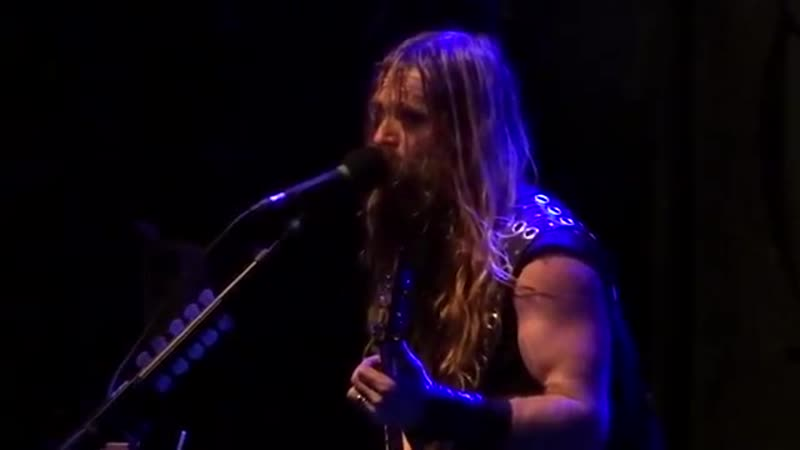 Black Label Society - Live @ ГЛАВCLUB Green Concert, Moscow 04.03.2018