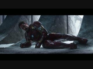 MU Fragments: «Первый Мститель: Противостояние» — Тони Старк против Стива Роджерса и Баки Барнса