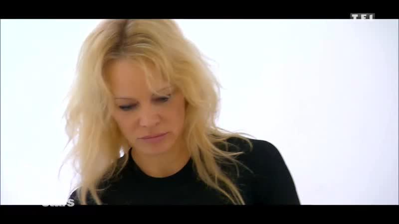 Répétitions - Pamela Anderson dansera pour son ami Michael Jackson