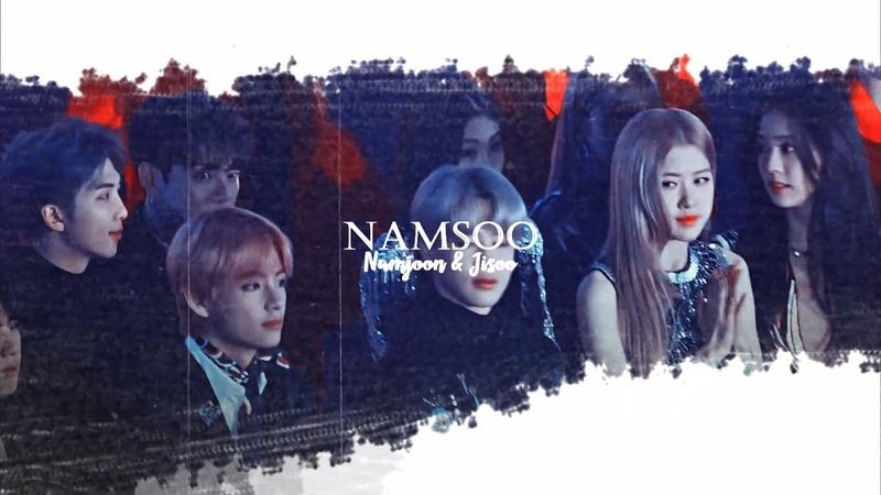「 namjoon x jisoo || one more time [pt.2] 」