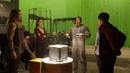 Wayne Aerospace Hangar 'Justice League' Deleted Scene Snyder Cut