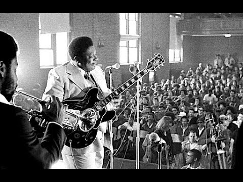 BB King Called This His Best Live Perfortmance