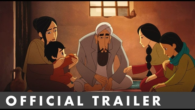 THE BREADWINNER - Official Trailer - Dir. by Nora Twomey and executive prod. Angelina Jolie