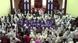 LM Yilma Hailu @ the New Toronto St. Mary Ethiopian Orthodox Tewahedo Cathedral (Sept. 23, 2012)