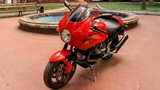 Итальянская диковинка. Moto Guzzi V 11 LE MANS