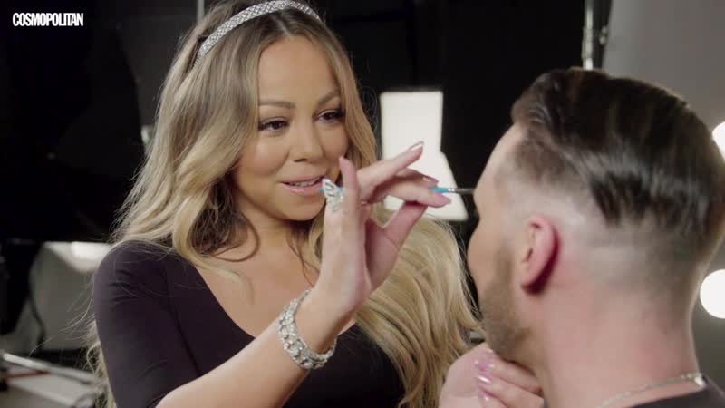 Mariah Carey Gives Her MUA a Crazy 2000s Inspired Makeover
