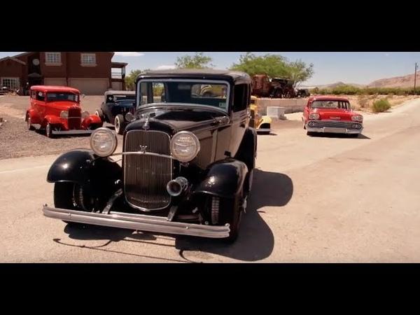 WelderUp - Культовый Ford 1932