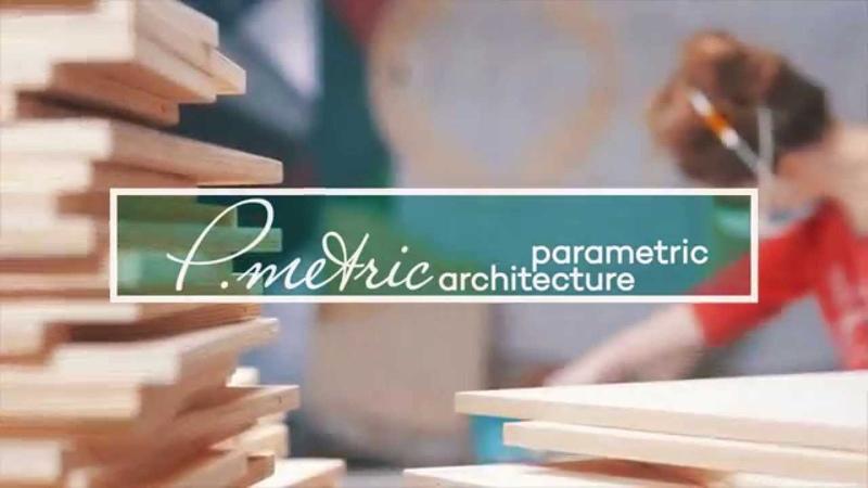 Невероятная мебель вывески декор Parametric ARCH что то нереальное