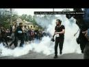 Бунтующая колыбель трёх революций Полиция перестала различать митингующих и журналистов