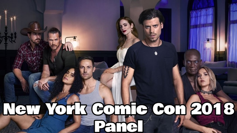 Midnight Texas Panel New York Comic Con 2018