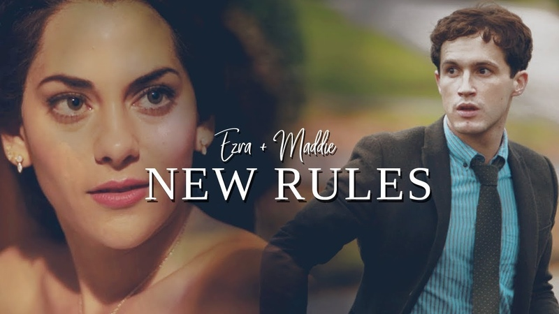 Imposters || Ezra Maddie - New Rules [2x10]
