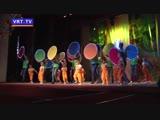 «Росинки-8». На сцене «Октября» состоялся гала-концерт фестиваля семейного творчества.